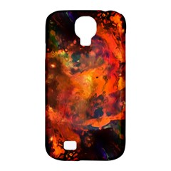 Abstract Acryl Art Samsung Galaxy S4 Classic Hardshell Case (pc+silicone) by tarastyle