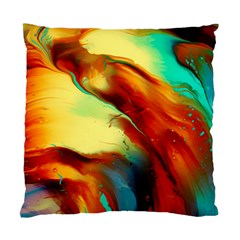 Abstract Acryl Art Standard Cushion Case (one Side) by tarastyle