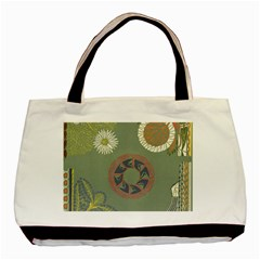 Artnouveau18 Basic Tote Bag (two Sides)