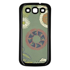 Artnouveau18 Samsung Galaxy S3 Back Case (black) by 8fugoso