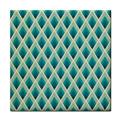 Artdecoteal Tile Coasters by 8fugoso