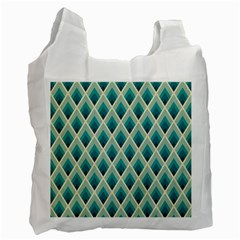 Artdecoteal Recycle Bag (one Side) by 8fugoso