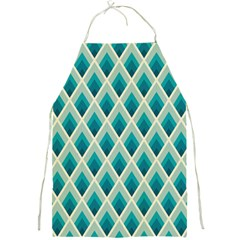 Artdecoteal Full Print Aprons by 8fugoso