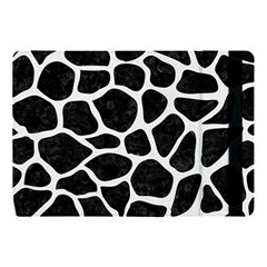 Skin1 Black Marble & White Linen Apple Ipad Pro 10 5   Flip Case
