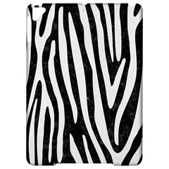 Skin4 Black Marble & White Linen Apple Ipad Pro 9 7   Hardshell Case by trendistuff