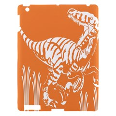 Animals Dinosaur Ancient Times Apple Ipad 3/4 Hardshell Case by Mariart