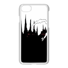 City History Speedrunning Apple Iphone 7 Seamless Case (white) by Mariart