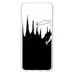 City History Speedrunning Samsung Galaxy S8 Plus White Seamless Case by Mariart