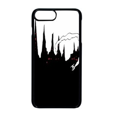 City History Speedrunning Apple Iphone 8 Plus Seamless Case (black)
