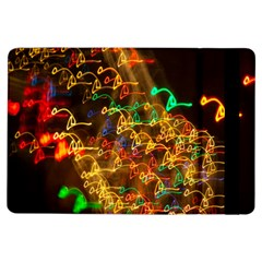 Christmas Tree Light Color Night Ipad Air Flip by Mariart