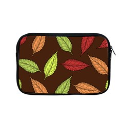 Autumn Leaves Pattern Apple Macbook Pro 13  Zipper Case by Mariart