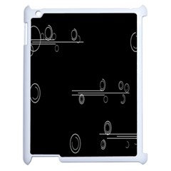 Feedback Loops Motion Graphics Piece Apple Ipad 2 Case (white)