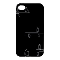 Feedback Loops Motion Graphics Piece Apple Iphone 4/4s Premium Hardshell Case