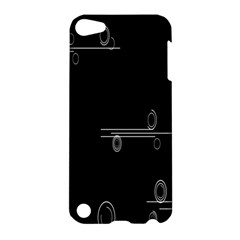 Feedback Loops Motion Graphics Piece Apple Ipod Touch 5 Hardshell Case