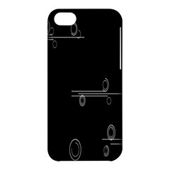 Feedback Loops Motion Graphics Piece Apple Iphone 5c Hardshell Case by Mariart