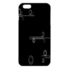 Feedback Loops Motion Graphics Piece Iphone 6 Plus/6s Plus Tpu Case by Mariart