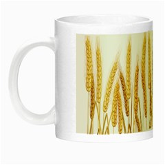Wheat Plants Night Luminous Mugs by Mariart