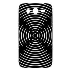 Gold Wave Seamless Pattern Black Hole Samsung Galaxy Mega 5 8 I9152 Hardshell Case  by Mariart