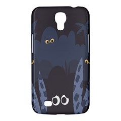 Ghost Halloween Eye Night Sinister Samsung Galaxy Mega 6 3  I9200 Hardshell Case by Mariart