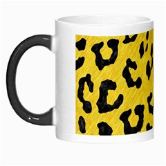 Skin5 Black Marble & Yellow Colored Pencil (r) Morph Mugs by trendistuff