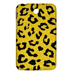 Skin5 Black Marble & Yellow Colored Pencil (r) Samsung Galaxy Tab 3 (7 ) P3200 Hardshell Case  by trendistuff