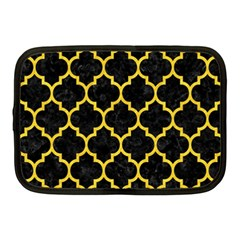 Tile1 Black Marble & Yellow Colored Pencil (r) Netbook Case (medium)  by trendistuff
