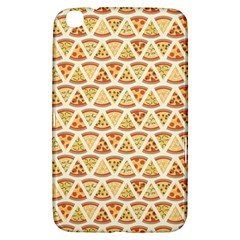 Food Pizza Bread Pasta Triangle Samsung Galaxy Tab 3 (8 ) T3100 Hardshell Case  by Mariart