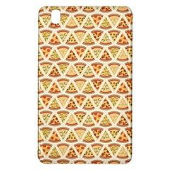 Food Pizza Bread Pasta Triangle Samsung Galaxy Tab Pro 8 4 Hardshell Case by Mariart
