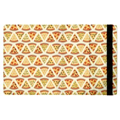 Food Pizza Bread Pasta Triangle Apple Ipad Pro 9 7   Flip Case by Mariart