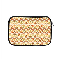 Food Pizza Bread Pasta Triangle Apple Macbook Pro 15  Zipper Case by Mariart