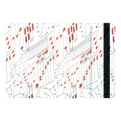 Musical Scales Note Apple Ipad Pro 10 5   Flip Case by Mariart
