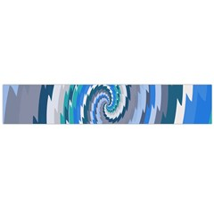 Psycho Hole Chevron Wave Seamless Large Flano Scarf  by Mariart