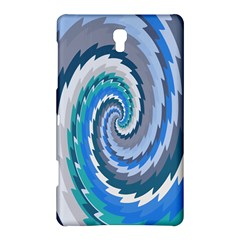 Psycho Hole Chevron Wave Seamless Samsung Galaxy Tab S (8 4 ) Hardshell Case  by Mariart