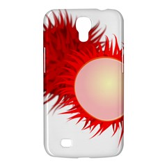 Rambutan Fruit Red Sweet Samsung Galaxy Mega 6 3  I9200 Hardshell Case by Mariart
