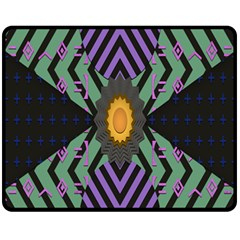 Secret Code Formula Sun Fleece Blanket (medium)