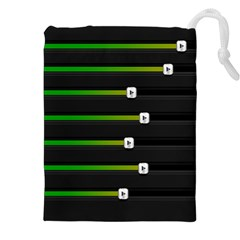 Stock Illustration Rendering Seven Volume Drawstring Pouches (xxl) by Mariart