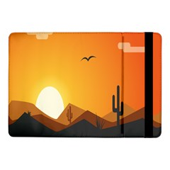 Sunset Natural Sky Samsung Galaxy Tab Pro 10 1  Flip Case by Mariart