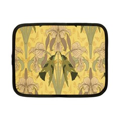 Art Nouveau Netbook Case (small)  by 8fugoso