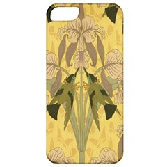 Art Nouveau Apple Iphone 5 Classic Hardshell Case by 8fugoso