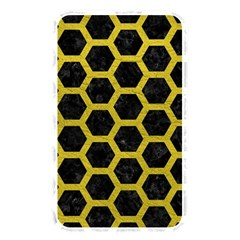 HEXAGON2 BLACK MARBLE & YELLOW LEATHER (R) Memory Card Reader