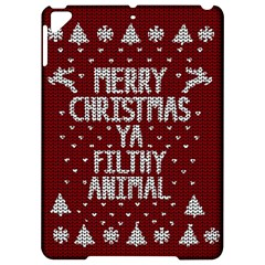 Ugly Christmas Sweater Apple Ipad Pro 9 7   Hardshell Case by Valentinaart