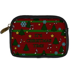 Ugly Christmas Sweater Digital Camera Cases