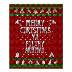 Ugly Christmas Sweater Shower Curtain 60  X 72  (medium)