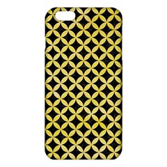 Circles3 Black Marble & Yellow Watercolor (r) Iphone 6 Plus/6s Plus Tpu Case by trendistuff