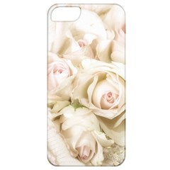 Pastel Roses Antique Vintage Apple Iphone 5 Classic Hardshell Case by Celenk