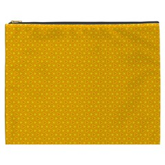 Texture Background Pattern Cosmetic Bag (xxxl)