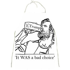 Trump Novelty Design Full Print Aprons
