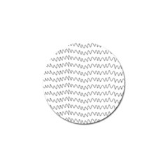Tattoos Transparent Tumblr Overlays Wave Waves Black Chevron Golf Ball Marker (4 Pack) by Mariart