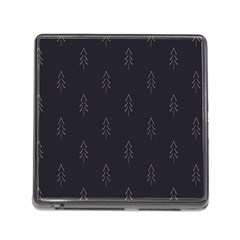 Tree Christmas Memory Card Reader (square) by Mariart
