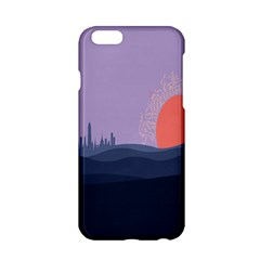 Wedding Lavender Moon Romantic Natural Apple Iphone 6/6s Hardshell Case by Mariart
